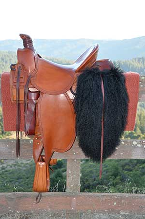 oldwest custom western saddle